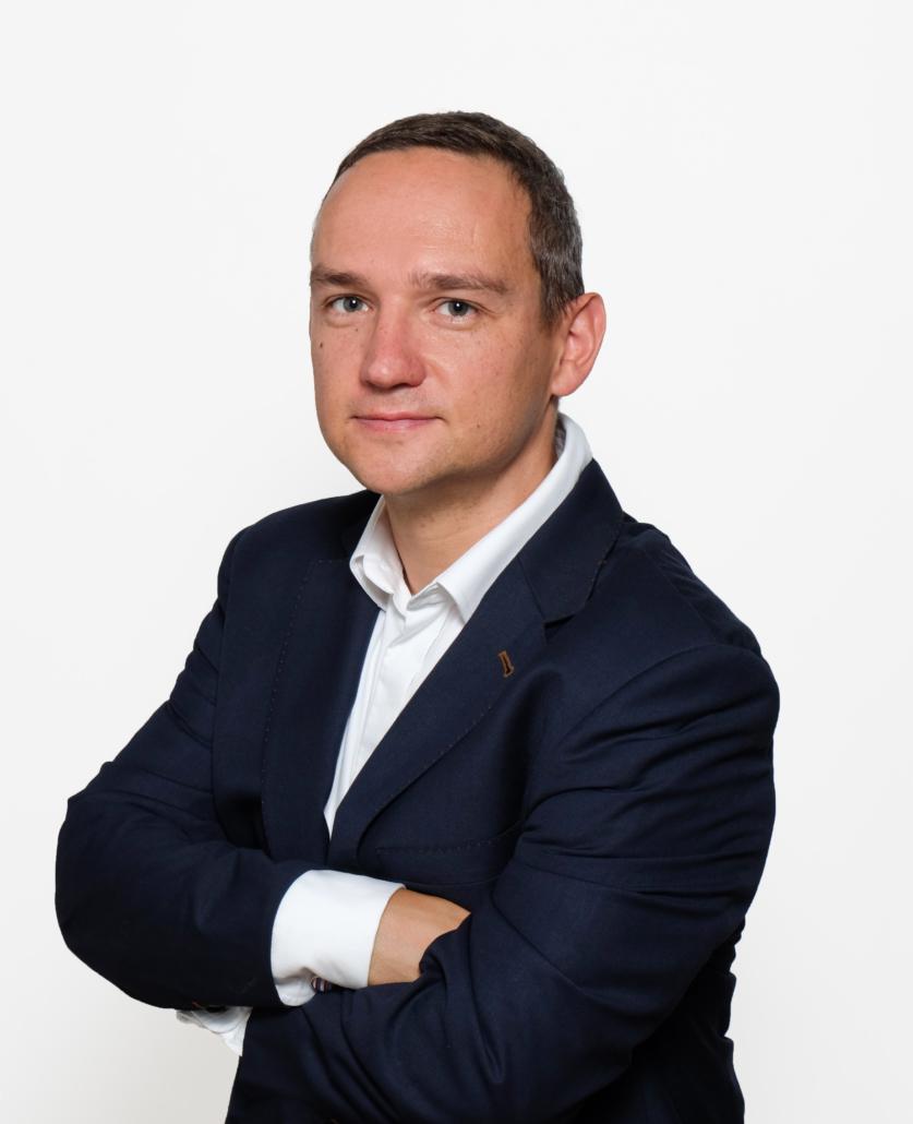 Piotr - trener LMI
