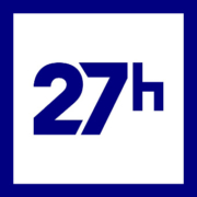 Logo 27H - doradztwo biznesowe - Wrocław